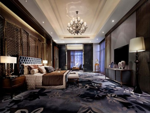 Stylish And Elegant Master Bedroom Idea For Your Family 27