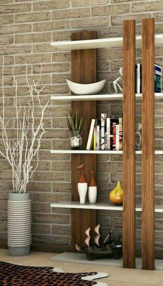 Amazing DIY Bookshelves You Can Do 07