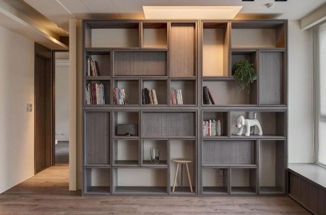 Amazing DIY Bookshelves You Can Do 14