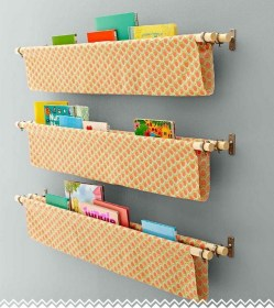 Amazing DIY Bookshelves You Can Do 18