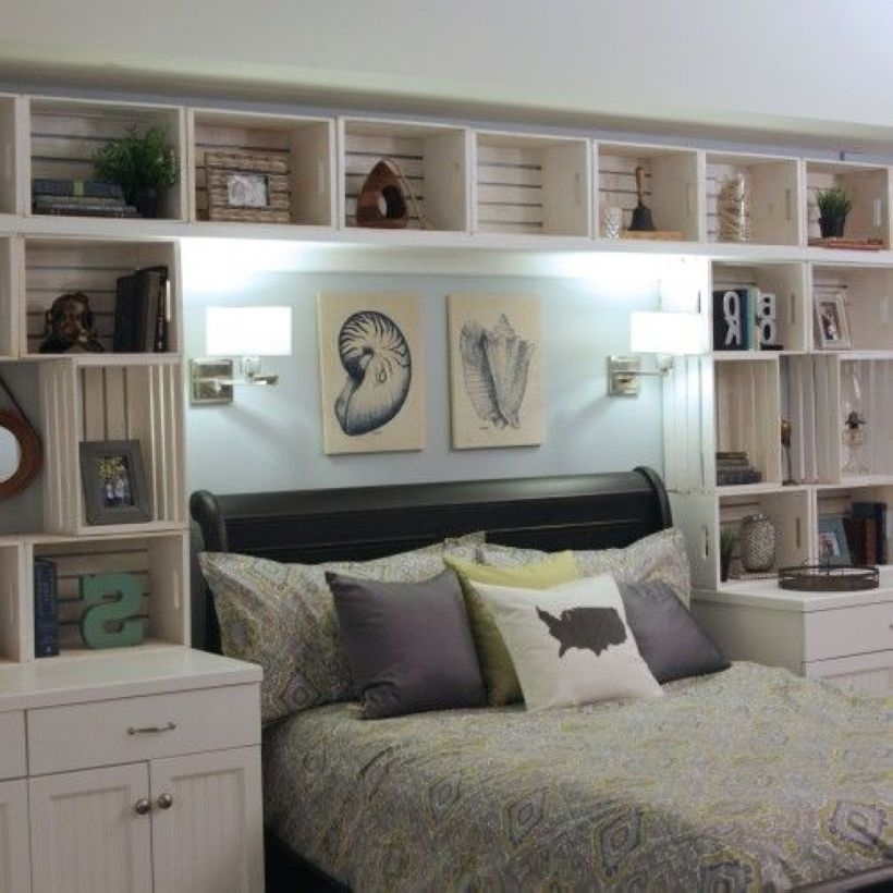 Amazing DIY Bookshelves You Can Do 23