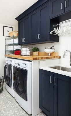 Amazing Small Laundry Room Design You Can Do 05