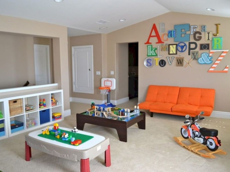 Children's Playroom Decor Enjoyable And Memorable 08