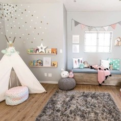 Children's Playroom Decor Enjoyable And Memorable 13