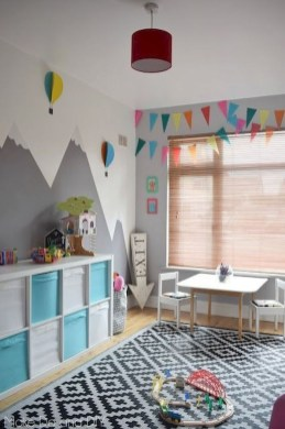 Children's Playroom Decor Enjoyable And Memorable 15