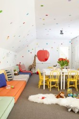 Children's Playroom Decor Enjoyable And Memorable 29