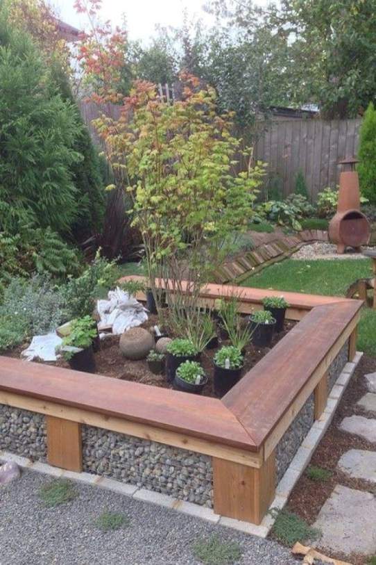 Coolest DIY Garden Bed Planner 12
