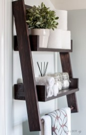 DIY Floating Shelves Bathroom Decor You Must Have 24