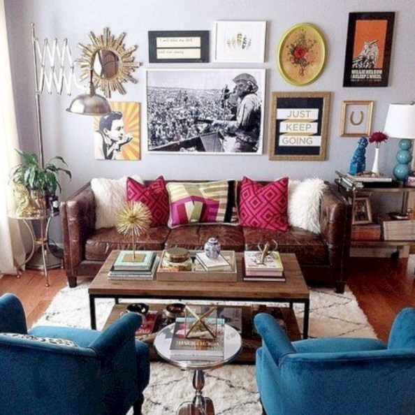 DIY Project The Most Impressive Living Room Décor 04
