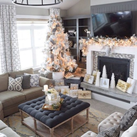 DIY Project The Most Impressive Living Room Décor 18