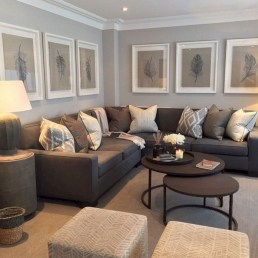 Elegant Living Room Decor You Can Try 10