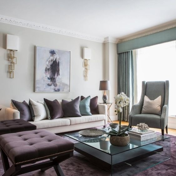 Elegant Living Room Decor You Can Try 11