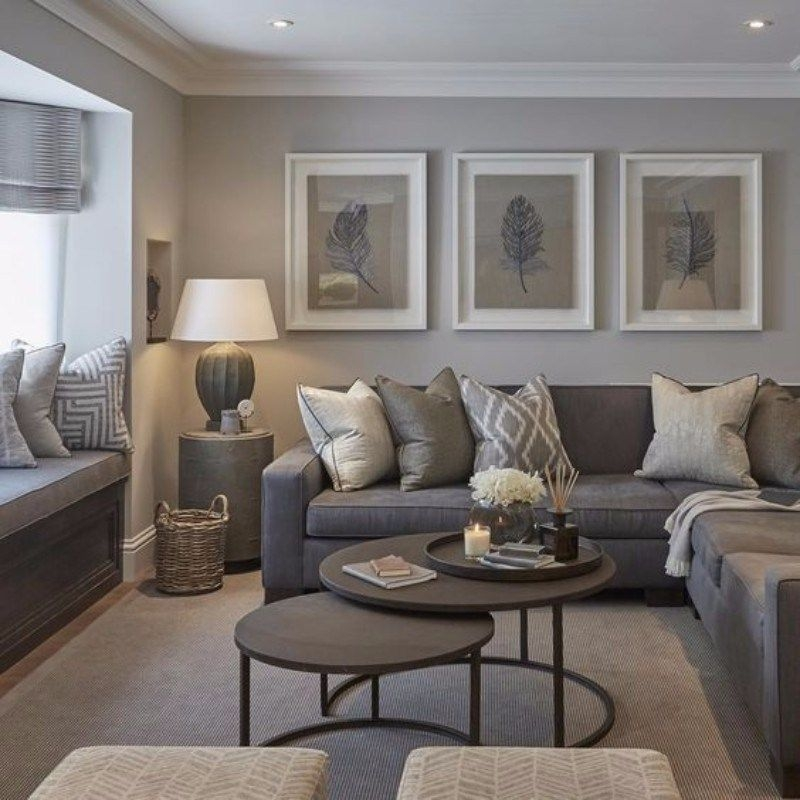 Elegant Living Room Decor You Can Try 17