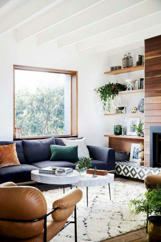 Elegant Living Room Decor You Can Try 27