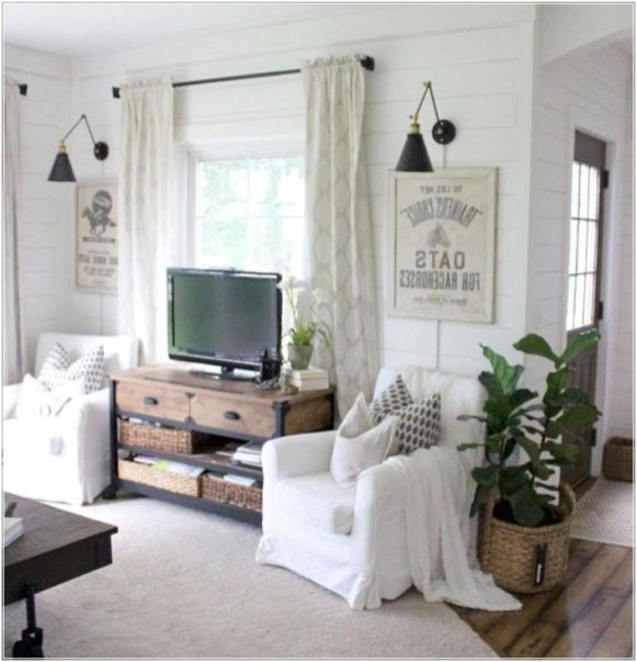 Elegant Living Room Decor You Can Try 33