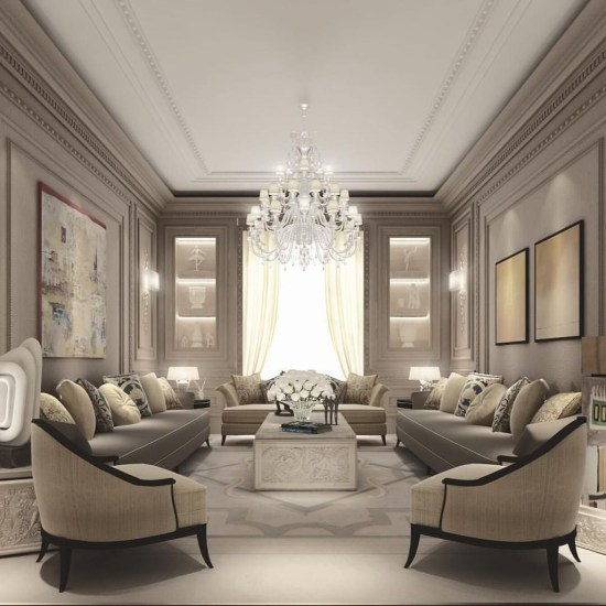 Elegant Living Room Decor You Can Try 36