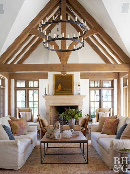 Elegant Living Room Decor You Can Try 39