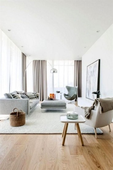 Elegant Living Room Decor You Can Try 40