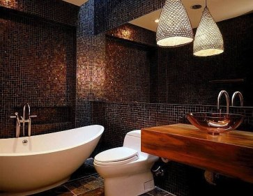 Elegant Modern Bathroom Design For Luxury Style 02