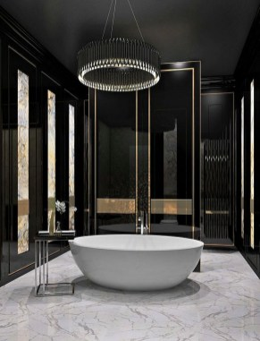 Elegant Modern Bathroom Design For Luxury Style 07