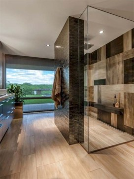 Elegant Modern Bathroom Design For Luxury Style 16