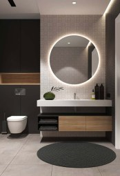 Elegant Modern Bathroom Design For Luxury Style 23