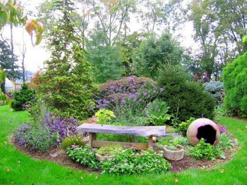Extraordinary Garden Design Ideas To Be Inspire 19