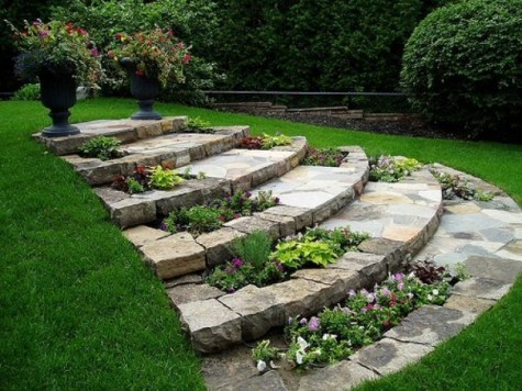 Extraordinary Garden Design Ideas To Be Inspire 23