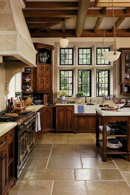 Genius Farmhouse Kitchen Decoration To Be Inspire 15