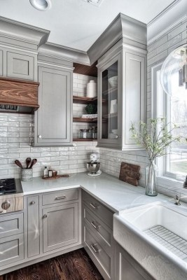 Great Inspiring Modern Kitchen Decoration You'll Love 33
