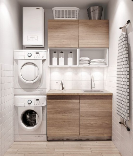 Incredible Storage Ideas For Your Small Laundry Room 11