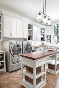 Incredible Storage Ideas For Your Small Laundry Room 12