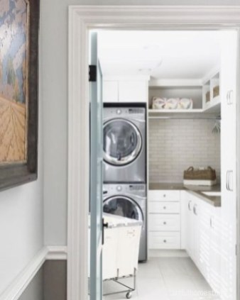 Incredible Storage Ideas For Your Small Laundry Room 15