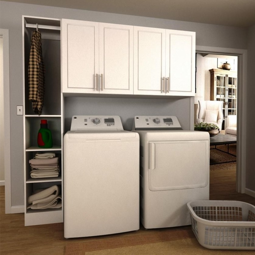 Incredible Storage Ideas For Your Small Laundry Room 30