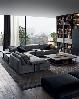 Inspiring Modern Living Room Decor For Your House 08