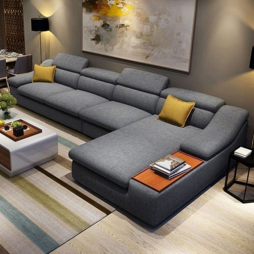 Inspiring Modern Living Room Decor For Your House 31