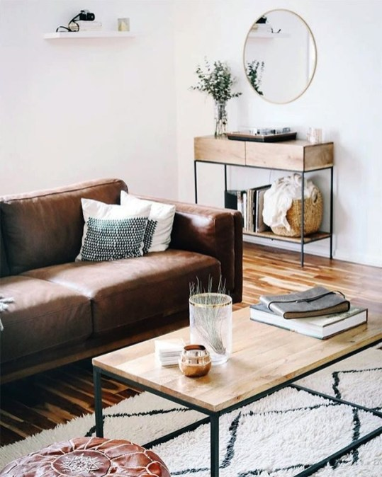 Lovely Modern Apartment Decoration For Couple 21