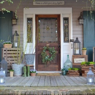 Magical Spring Porch Decor You Must Have 05
