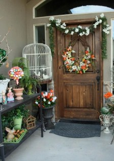 Magical Spring Porch Decor You Must Have 20