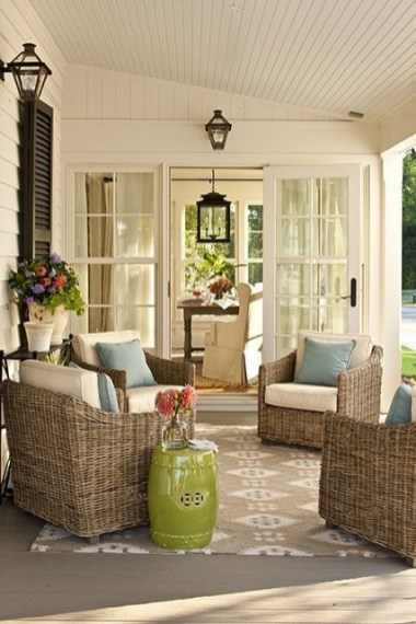 Magical Spring Porch Decor You Must Have 35