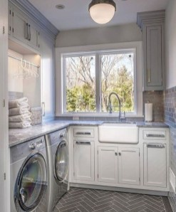Most Inspirational For Your Laundry Room Decor This Year 03