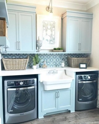 Most Inspirational For Your Laundry Room Decor This Year 06