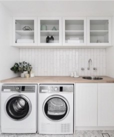 Most Inspirational For Your Laundry Room Decor This Year 21