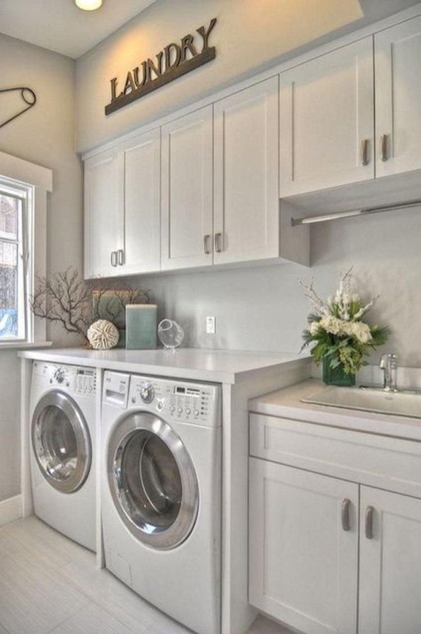 Most Inspirational For Your Laundry Room Decor This Year 34