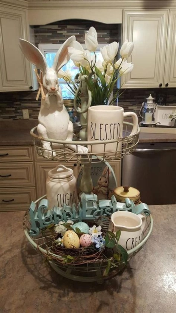 Perfect DIY Spring Decor For Your House 18