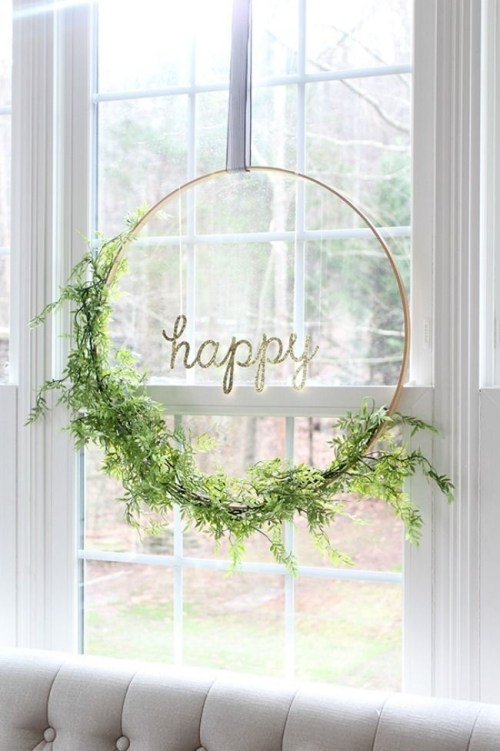 Perfect DIY Spring Decor For Your House 32