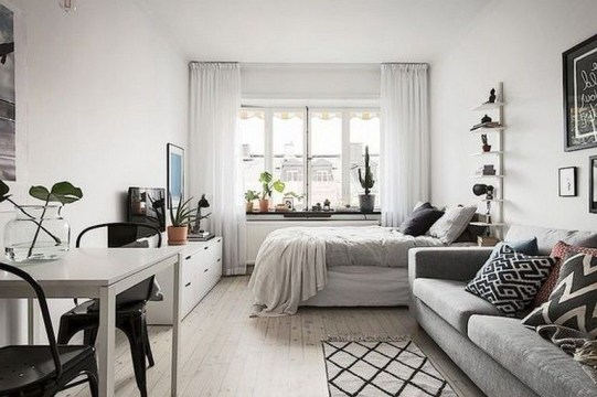 Simple And Easy DIY Apartment Decorating On Budget 24