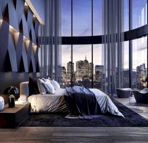 Stylish Bedroom Design Ideas For American Style Houses 12