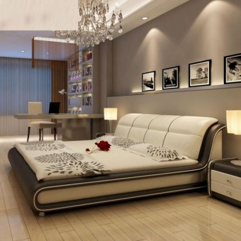 Stylish Bedroom Design Ideas For American Style Houses 19