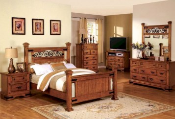 Stylish Bedroom Design Ideas For American Style Houses 21